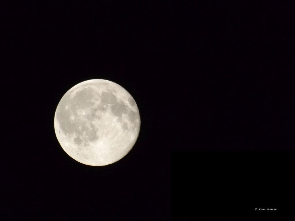 Full Moon 2nd July 2015