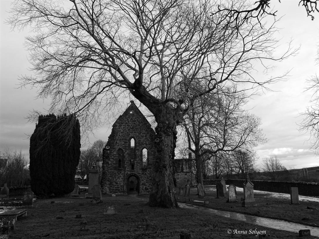 old schottish church